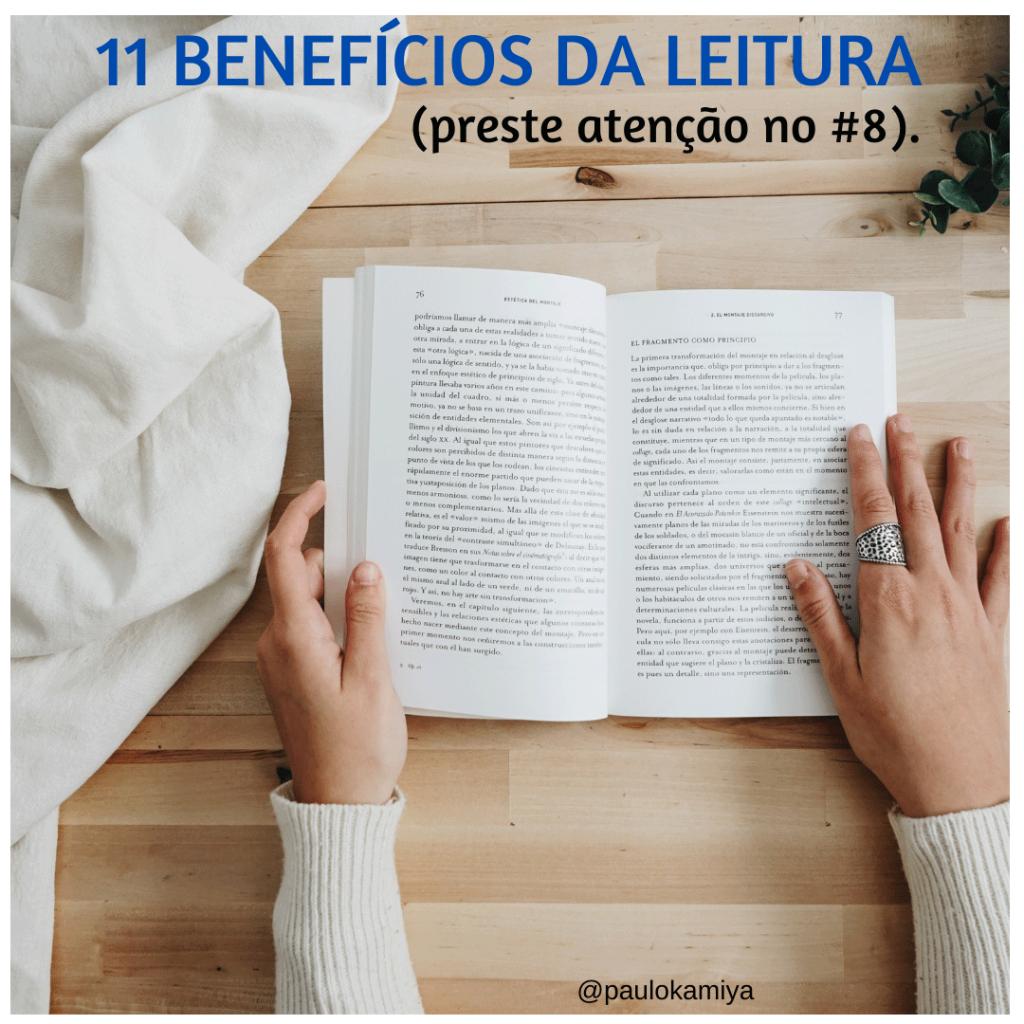 11 Benefícios da Leitura